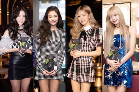 BLACKPINK Becomes New Model for Paradise City Hotel & Resort